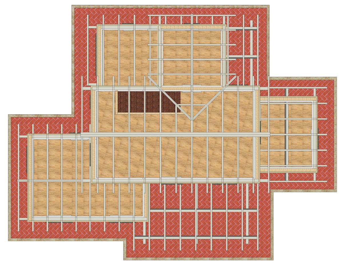 Preventivazione for Progetto casa in legno dwg